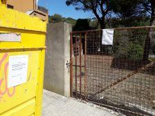 Control al carrer Verge Montserrat