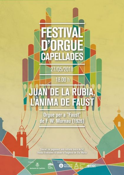 Concertt Juan de la Rubia