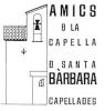 Logotip Amics de la Capella de Santa Bàrbara