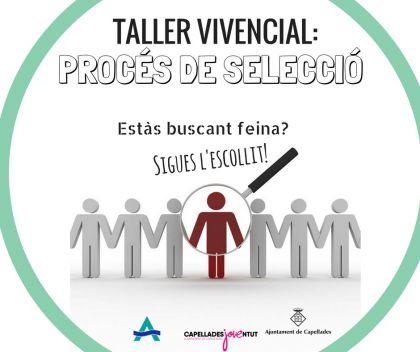 Taller procesos de selecció